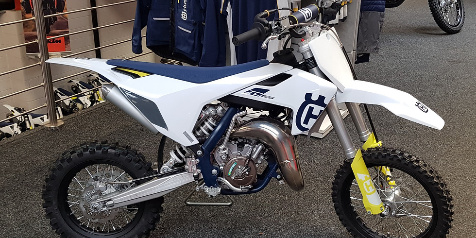 HUSQVARNA TC 65 Motocross bike from Craigs Motorcycles £20