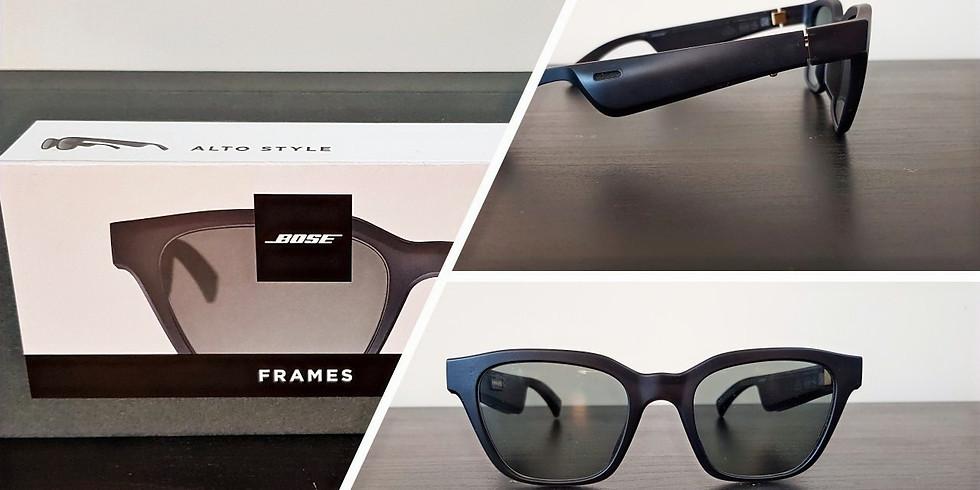 Win - A brand new pair of Bose Alto audio sunglasses 😎 £1.99