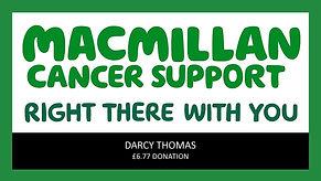 Pandora Harry Potter Prize Mob winner Darcy Thomas Macmillan Cancer Support donation £6.77