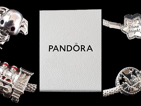 WIN - Pandora Harry Potter charm bracelet limited edition