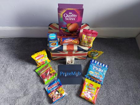 Easter British Sweet Hamper Free Giveaway