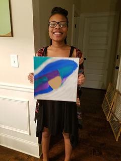 Kids & Canvas Paint Party
