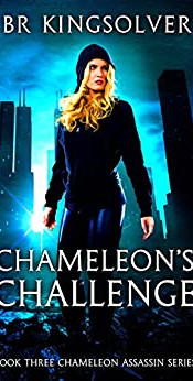 Chameleon's Challenge, Chameleon Assassin Book Three