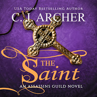 The Saint, Assassins Guild Book Three