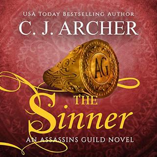 The Sinner, An Assassin's Guild Novel, Book Four