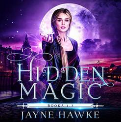 Hidden Magic Trilogy