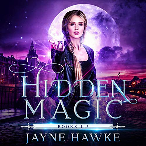 Hidden Magic Trilogy