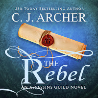 The Rebel, Assassins Guild Book Two