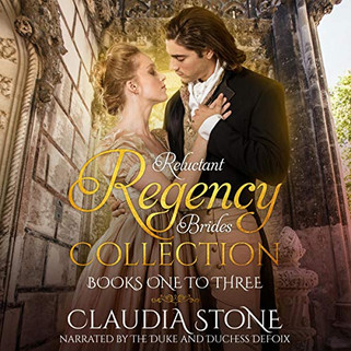 The Regency Brides Collection Books 1-3