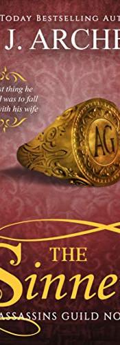 The Sinner Assassins Guild Book Four