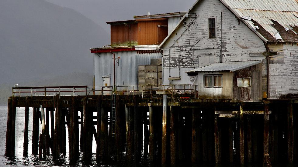 Old Alaska Cannery