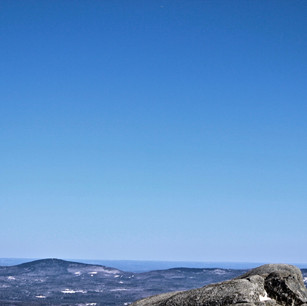 Top of New Hampshire