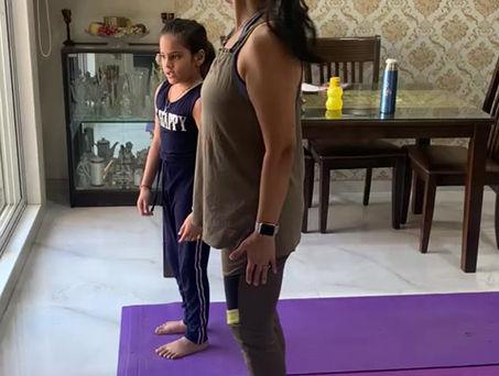 Radha Vinjamuri, Mom of 2, Mumbai