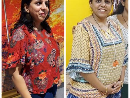 Kavyashree Kulkarni, Mom of 2, Mumbai