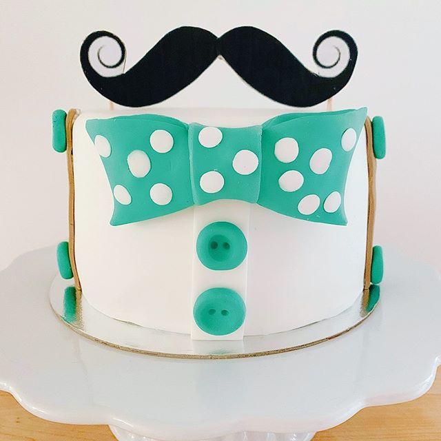 Ein Gentlemens-Cake zum 30. Geburtstag ?