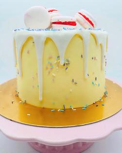 ICECREAM-CAKE _Bei meinen Tortenkursen m