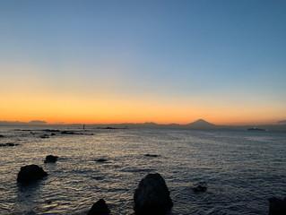 ブログリレー22日目<葉山の美しい景色>