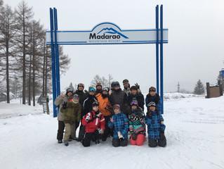 スキー合宿!!