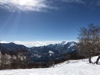 スキー・スノボ合宿!