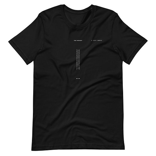 """The Thought"" Tee - Black"