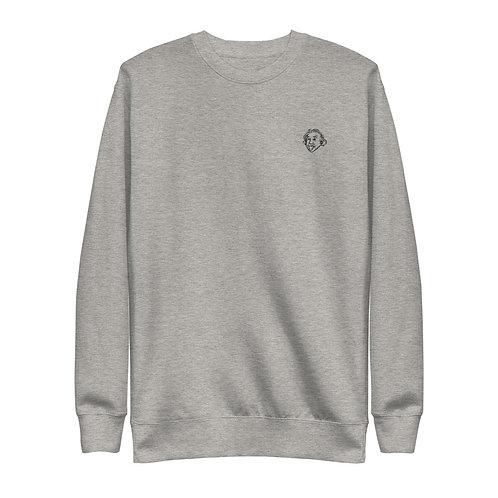 Einstein Play Unisex Sweatshirt - Gray