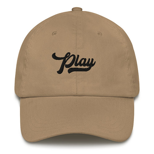 Play Dad Hat - Khaki