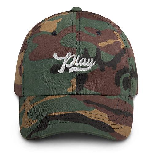 Play Dad Hat - Camo