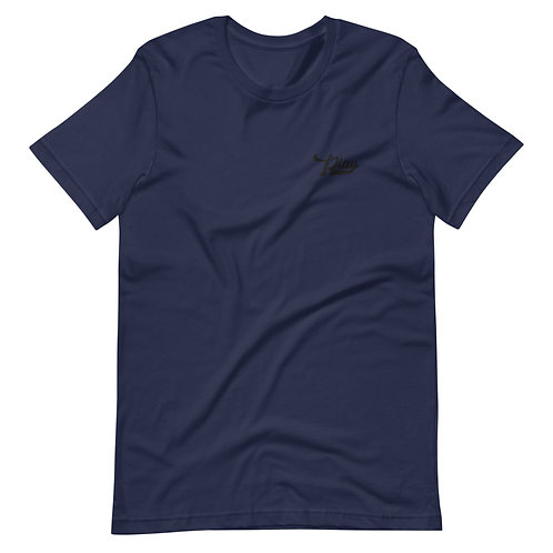 Play Essential Embroidered Tee - Navy