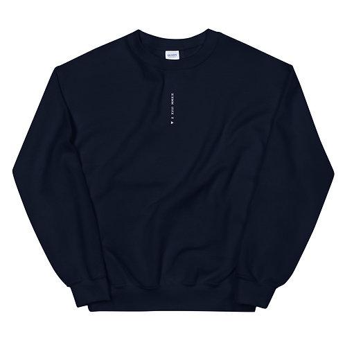 X XVIII MMXIX Sweatshirt - Navy