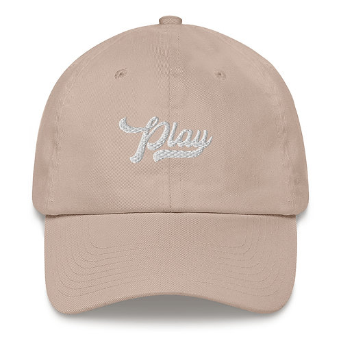 Play Dad Hat - Stone