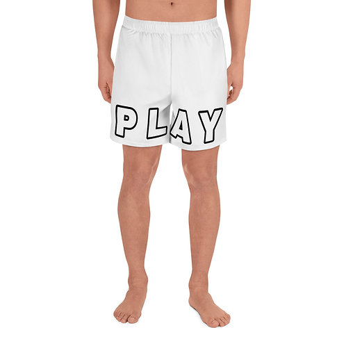 PLAY Men's Athletic Long Shorts
