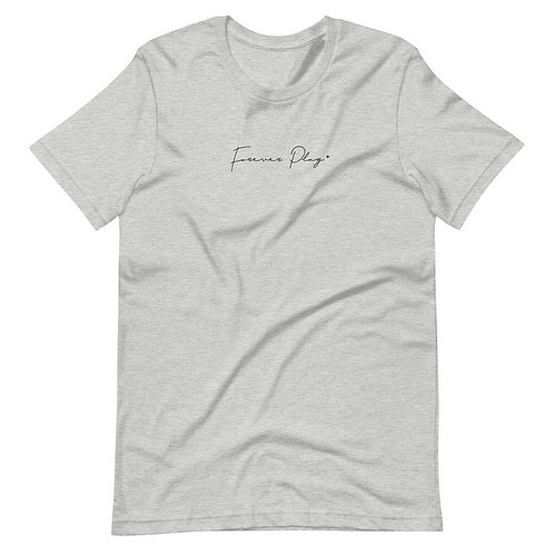 Forever Play Tee - Gray