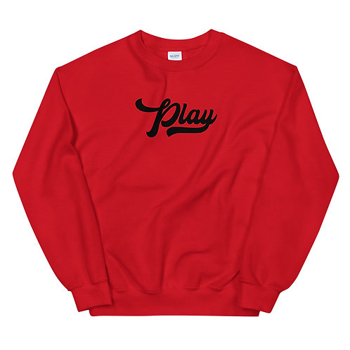 Play Collection Sweatshirt - Red