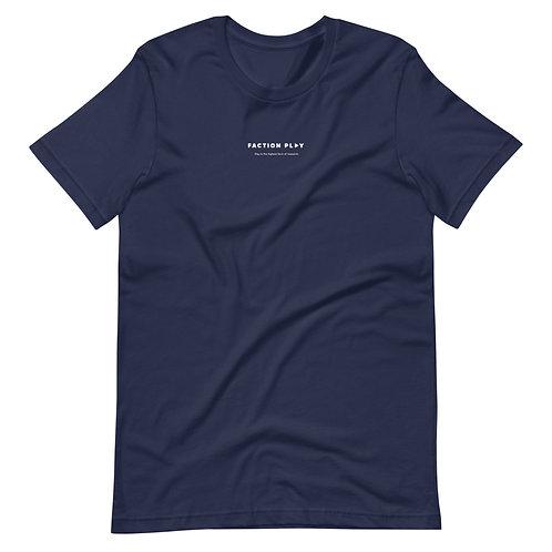 Faction Play Logo Shirt - Navy