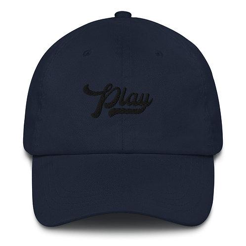 Play Dad Hat - Navy