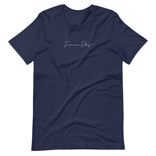 Forever Play Tee - Navy