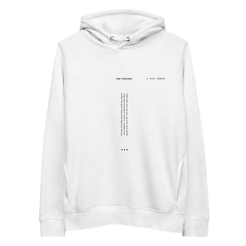 """The Thought"" Hoodie - White"