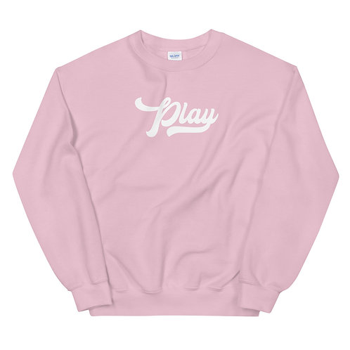 Play Collection Sweatshirt - Pink