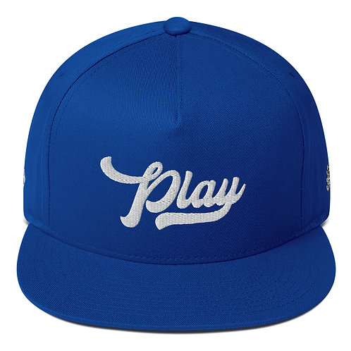 Marathon Play Snap Back - Blue