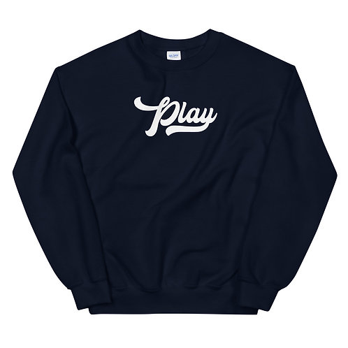 Play Collection Sweatshirt - Navy