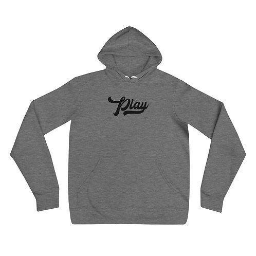 Play Collection Hoodie - Gray