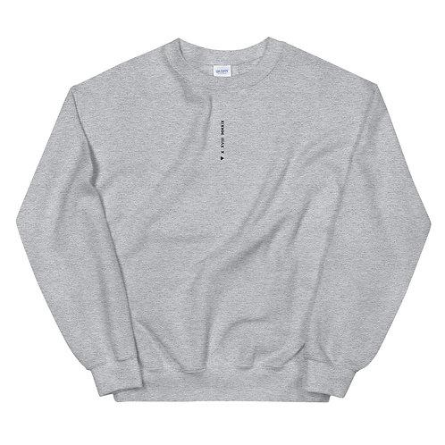 X XVIII MMXIX Sweatshirt - Athletic Gray