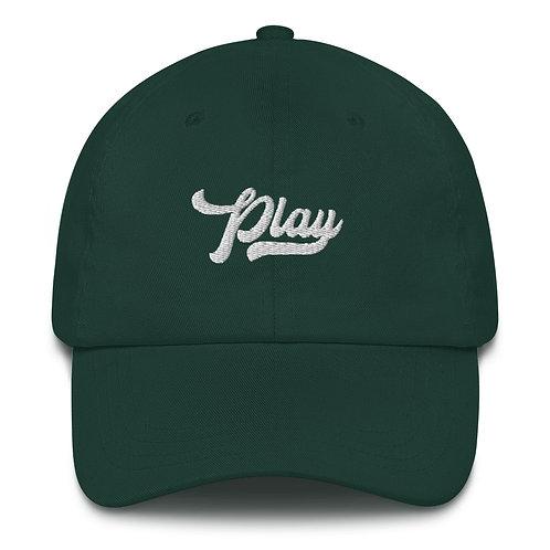 Play Dad Hat - Emerald