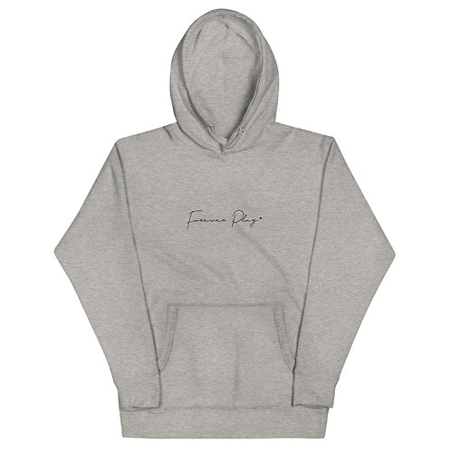 Forever Play Cursive - Gray