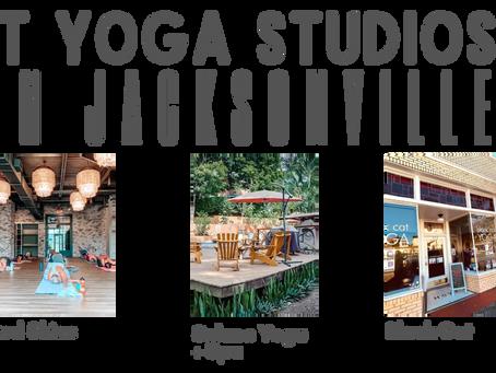 Best Yoga Studios in Jacksonville
