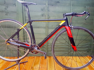 Andy's 5.0 kg Hill Climb Orbea Orca