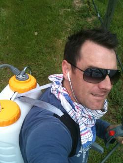 Matt Backpack Sprayer