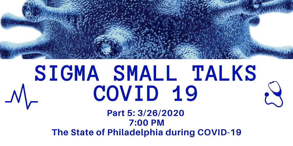 THE STATE OF PHILADELPHIA DURING COVID-19