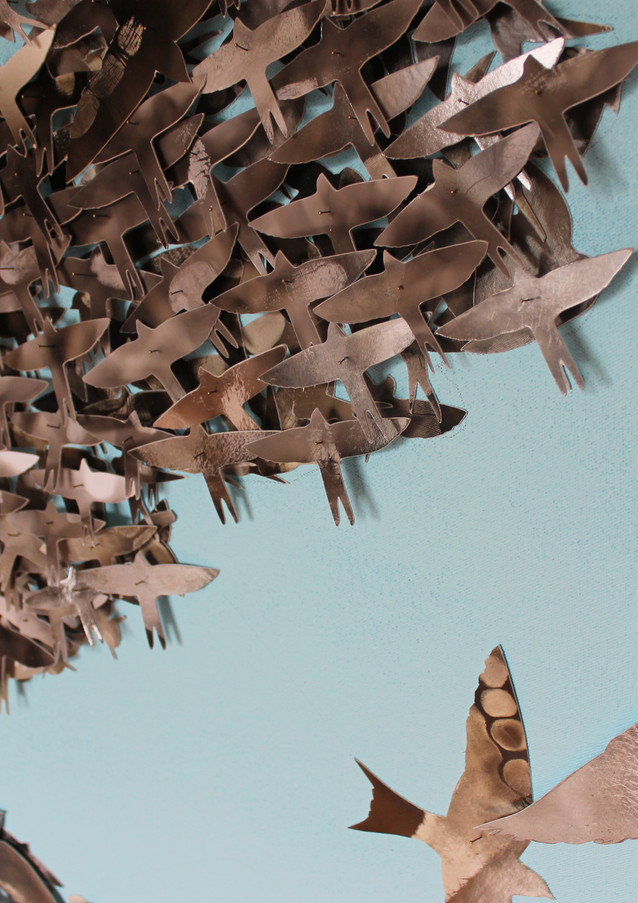 Detail of the Swallow Project