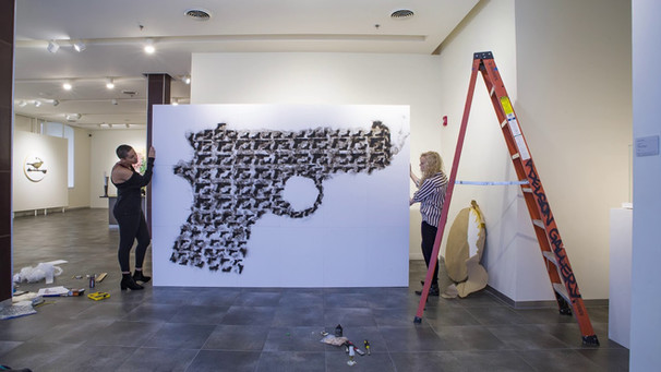 """Boston 2018  """"Flowers 